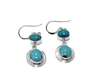 Ammazonite Earrings