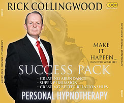 Success ~ 3 Hypnosis CD Pack