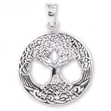 Tree of Life Pendant - Click Image to Close