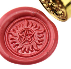 PARCHMENT, SEALING WAX & STAMPS
